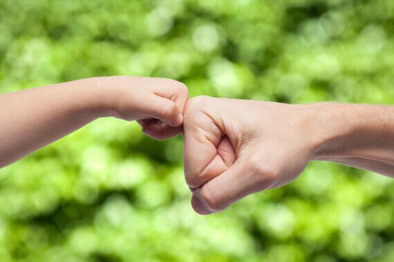 Vaterschaft anerkennen/anfechten